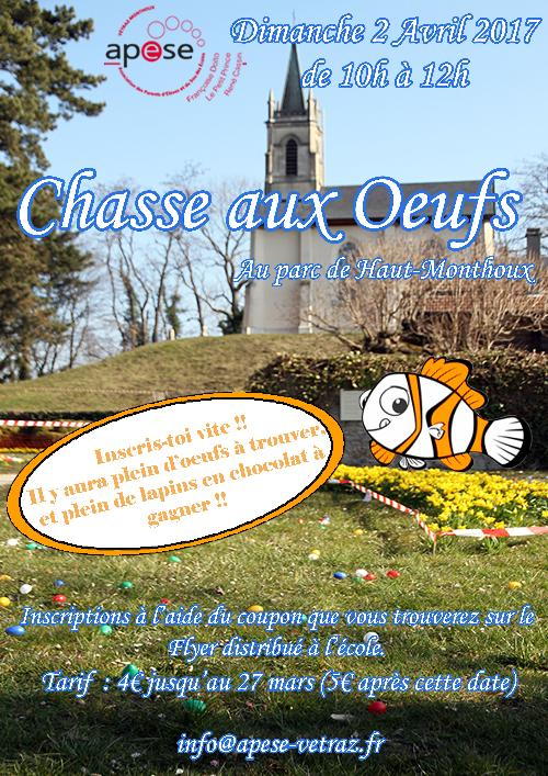 2017 chasse aux oeufs